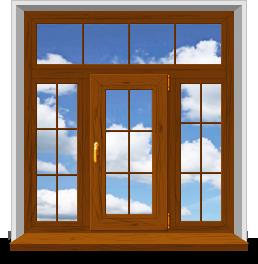 Окно 1800 на 1700